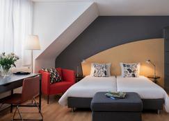 拉裴格拉酒店 - 伯恩 - 伯爾尼 - 臥室