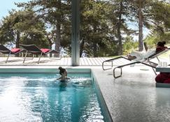 Casa das Penhas Douradas - Burel Mountain Hotels - Мантейгас - Бассейн
