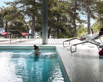 Casa das Penhas Douradas - Burel Mountain Hotels - Manteigas - Bazén