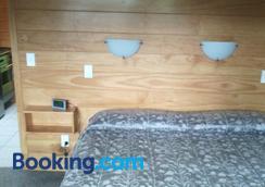 Creel Lodge - Turangi - Bedroom