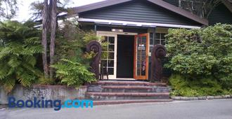 Creel Lodge - Туранги - Здание