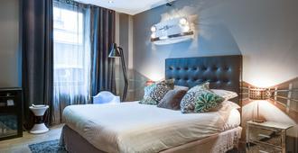 Ze Hotel - Paris - Kamar Tidur