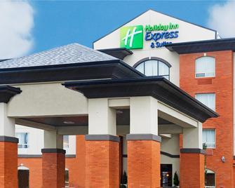 Holiday Inn Express & Suites Slave Lake - Slave Lake - Building
