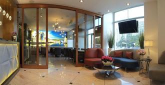 3City Hostel - Γκντανσκ - Σαλόνι ξενοδοχείου