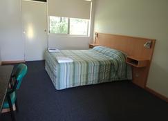 بل 'إن' بوش هوتل موتل - ويليامتاون - غرفة نوم