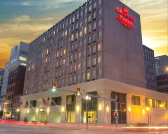 Crowne Plaza Harrisburg-Hershey - Harrisburg - Building