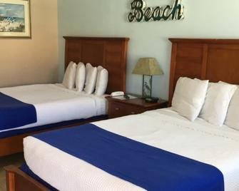 Beachgate Condosuites And Oceanfront Resort - Port Aransas - Bedroom