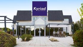 Hôtel Kyriad Deauville Saint Arnoult - Deauville - Bâtiment