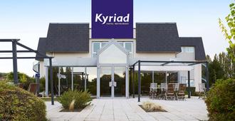 Kyriad Deauville - St Arnoult - Deauville - Building