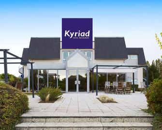 Kyriad - Deauville St Arnoult - Deauville - Building
