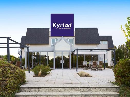 Kyriad - Deauville St Arnoult - Deauville - Κτίριο