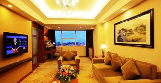 Guandu Hotel - Kunming - קונמינג - סלון