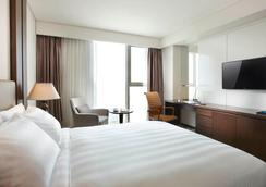 Lotte City Hotel Daejeon - Тэджон - Спальня
