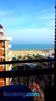 Hotel Galles - Rimini - Balcony