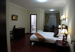 Trinity Hotel - Addis Ababa - Bedroom
