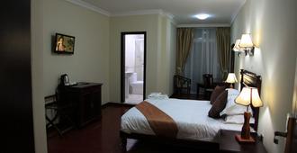 トリニティ ホテル - アディスアベバ - 寝室