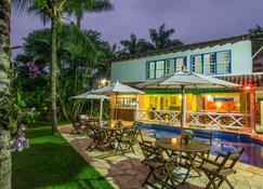 Pousada Villa del Rey - Paraty - Edifício