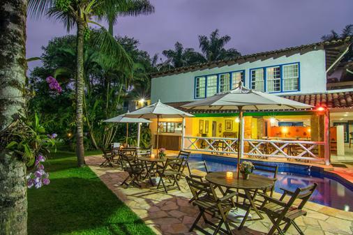 Pousada Villa del Rey - Paraty - Patio