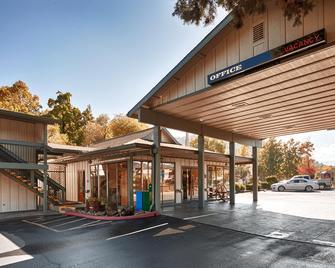 Best Western Miner's Inn - Yreka - Gebäude