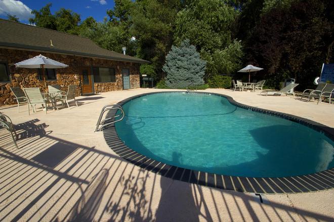 Best Western Miner's Inn - Yreka - Pool