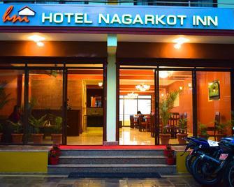 Hotel Nagarkot Inn - Nagarkot - Building