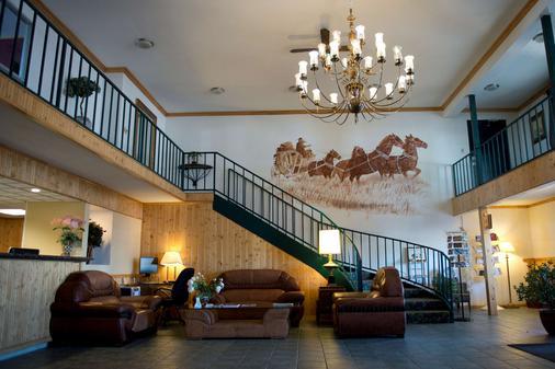 Travelodge by Wyndham Ogallala - Ogallala - Lobby