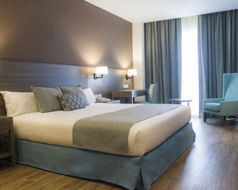 Hotel Land Plaza La Plata - La Plata - Schlafzimmer