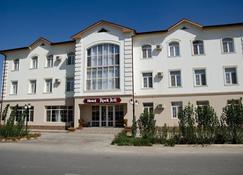 Hotel Jipek Joli - Нукус - Будівля