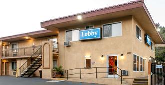 Rodeway Inn San Diego Near Sdsu - San Diego - Building