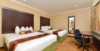 Rodeway Inn San Diego Near Sdsu - סן דייגו - חדר שינה