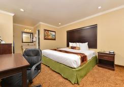 Rodeway Inn San Diego Near Sdsu - San Diego - Bedroom