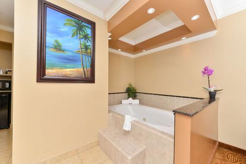 Rodeway Inn San Diego Near Sdsu - San Diego - Bathroom