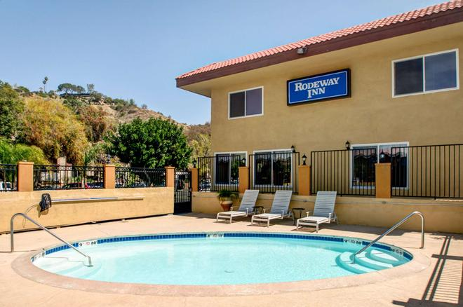 Rodeway Inn San Diego Near Sdsu - Σαν Ντιέγκο - Πισίνα