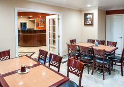 Rodeway Inn San Diego Near Sdsu - San Diego - Restaurant