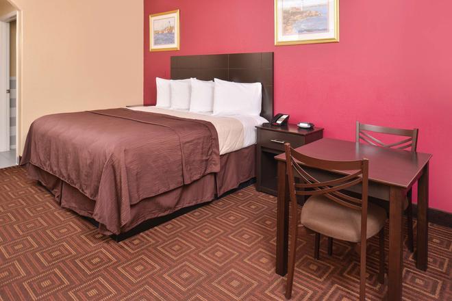 美洲最優價值酒店 - 貝敦 - 貝敦 - 臥室
