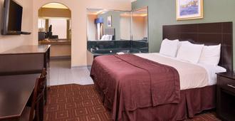 Americas Best Value Inn Baytown - Baytown - Κρεβατοκάμαρα