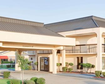 Days Inn by Wyndham Greenville MS - Greenville - Gebouw