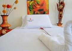 San Francisco Apart Hotel - Guayaquil - Yatak Odası