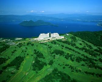 The Windsor Hotel Toya Resort & Spa - Toyako - Außenansicht