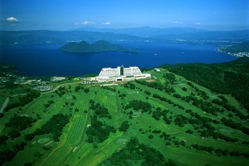 The Windsor Hotel Toya - Toyako - Θέα στην ύπαιθρο