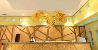 Blue Lagoon Resort - กอส - แผนกต้อนรับส่วนหน้า