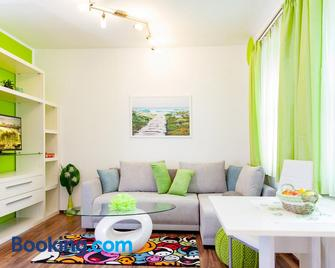 Haus Rosy Ferienwohnung - Stubenberg - Living room