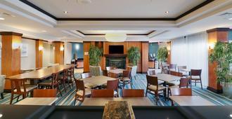 Fairfield Inn & Suites by Marriott Des Moines Airport - Des Moines - Restaurant