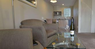 Brougham Heights Motel - Nueva Plymouth - Sala de estar