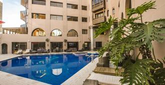 فندق وسبا هيفرنيدج - مراكش - حوض السباحة
