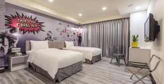 The Cloud Hotel Chungli - Tchao-jüan - Bedroom