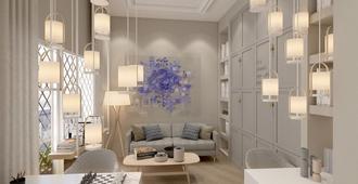 Great Living Koukaki - Atenas - Sala de estar