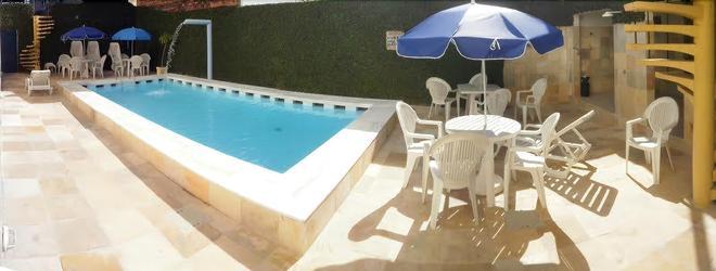 波爾圖馬爾酒店 - 馬瑟歐 - 馬塞約 - 游泳池
