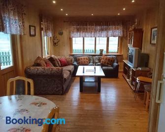 Erpsstadir Cottage - Budardalur - Living room