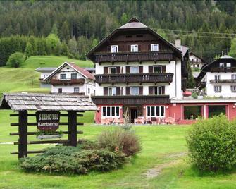 Seehotel Kärntnerhof - Weissensee - Building